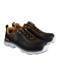 DEWALT Krypton PU Sports Safety Trainers UK 12 Euro 47 - DEWKRYPTON12