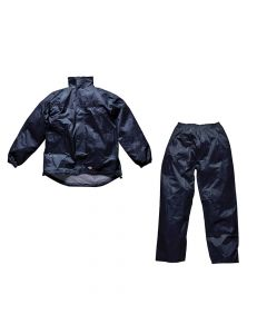 Dickies Navy Vermont Waterproof Suit - L (44-46in) - DIC10050LN