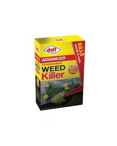 DOFF Advanced Concentrated Weedkiller 6 Sachet - DOFFY006