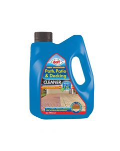 DOFF Super Strength Path Patio & Decking Cleaner Concentrate 2.5 Litre - DOFNAB50