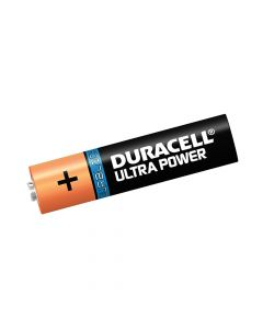 Duracell AAA Cell Ultra Power Batteries Pack of 4 RO3A/LR03 - DURAAAK4UM3