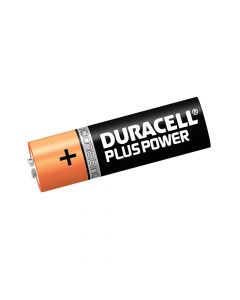 Duracell AA Cell Plus Power Batteries Pack of 12 LR6/HP7 - DURAAK12P