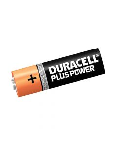Duracell AA Cell Plus Power Batteries Pack of 4 LR6/HP7 - DURAAK4P