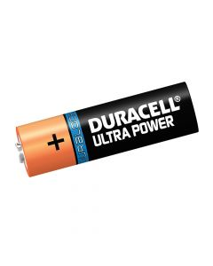 Duracell AA Cell Ultra Power Batteries Pack of 4 LR6/HP7 - DURAAK4UM3
