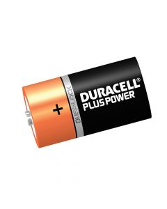 Duracell C Cell Plus Power Batteries Pack of 2 R14B/LR14 - DURCK2P