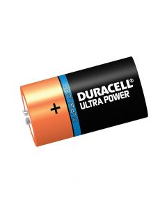 Duracell C Cell Ultra Power Batteries Pack of 2 - DURCK2UM3