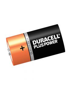 Duracell C Cell Plus Power Batteries Pack of 6 R14B/LR14 - DURCK6P