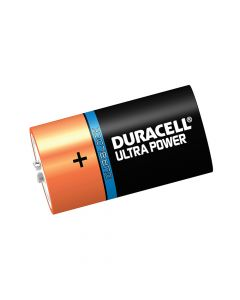 Duracell D Cell Ultra Power Batteries Pack of 2 - DURDK2UM3