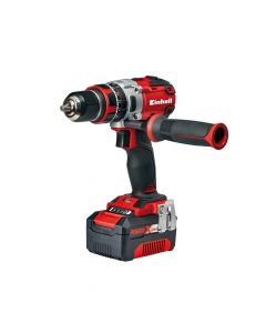 Einhell Power X-Change Brushless Hammer Drill 18V 1 x 4.0Ah Li-Ion - EINTECD18BL
