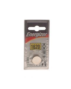 Energizer CR1620 Coin Lithium Battery Single - ENGCR1620