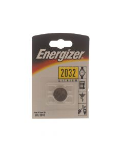 Energizer CR2032 Coin Lithium Battery Single - ENGCR2032