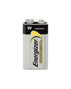 Energizer 9V Industrial Batteries, Pack of 12 - ENGIND9V