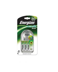 Energizer Charger 1300 + 4 AA 1300 mAh Batteries - ENGRCCOMPACT
