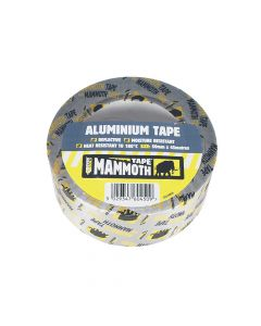 Everbuild Aluminium Tape 100mm x 45m - EVB2ALUM100