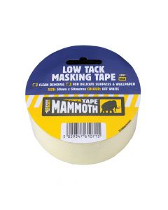 Everbuild Low Tack Masking Tape 25mm x 25m - EVB2LOWMT25