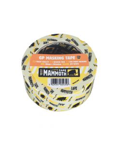 Everbuild Retail Masking Tape 19mm x 50m - EVB2MT19