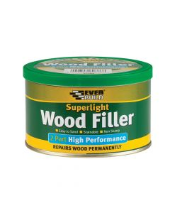 Everbuild Superlight 2 Part High Performance Wood Filler 370g - EVB2PSUPLT3