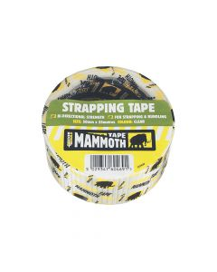 Everbuild Strapping Tape Clear 50mm x 25m - EVB2STRAP