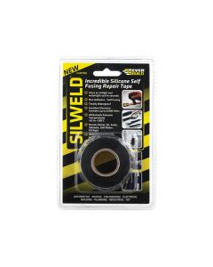 Everbuild Silweld Tape Black 3m - EVB2SWELDBK