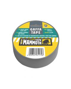 Everbuild Gaffa Tape Silver 50mm x 45m - EVB2VGTV45