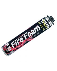 Everbuild Fire Foam B2 Gun Grade Aerosol 750ml - EVBB2FIREGUN