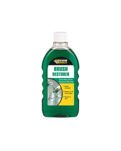 Everbuild Brush Restorer 500ml - EVBBRUSHRE