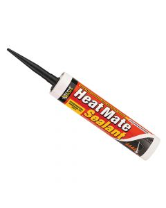 Everbuild Heat Mate Sealant Red 295ml - EVBHEAT