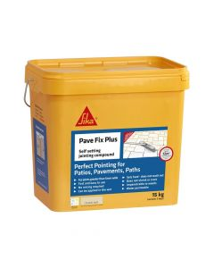 Everbuild Sika Pave Fix Plus, Buff 15kg - EVBPFXBF15