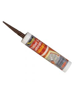 Everbuild Timber & Laminate Sealant Beech 290ml - EVBTIMBBCH