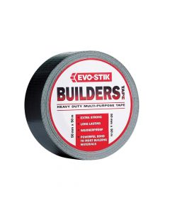 Evo-Stik Roll Builder's Tape 50mm x 25m - EVOBT5025