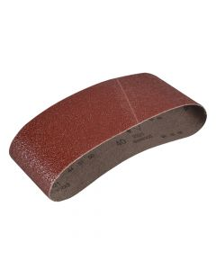 Faithfull Cloth Sanding Belt 457 x 75mm 40g - FAIAB4577540