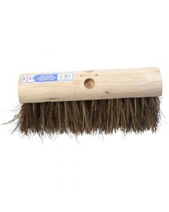 Faithfull Saddleback Broom Stiff Bassine / Cane 325mm (13 in) - FAIBRBC13SA