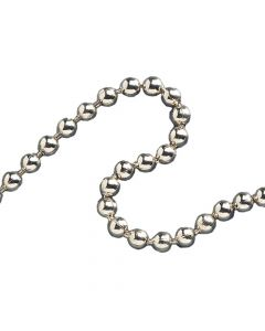 Faithfull Ball Chain Chrome 3.2mm x 10m - FAICHBC3210