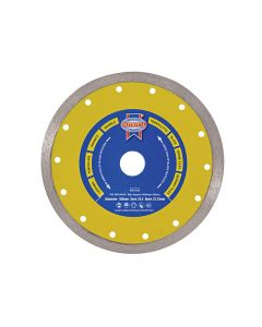 Faithfull Diamond Tile Blade Continuous Rim 105 x 16mm - FAIDB105CR