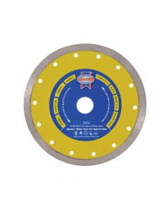 Faithfull Diamond Tile Blade Continuous Rim 115 x 22.2mm - FAIDB115CR