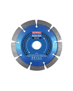 Faithfull Mortar Raking Diamond Blade 115 x 22mm - FAIDB115MR2