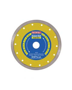 Faithfull Diamond Tile Blade Continuous Rim 180 x 25.4mm - FAIDB180CR