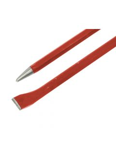 Faithfull Bent Chisel Digging Bar 6.4kg 25mm x 1.5m - FAIDIGCHISEL