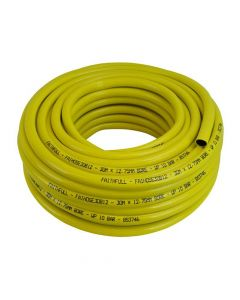 Faithfull Heavy-Duty Reinforced Builder's Hose 30m 12.5mm (1/2in) Diameter - FAIHOSE30B12