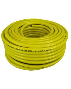 Faithfull Heavy-Duty Reinforced Builder's Hose 50m 12.5mm (1/2in) Diameter - FAIHOSE50B12