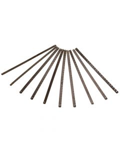 Faithfull Junior Hacksaw Blades 150mm (6in) 32tpi (10 Packs of 10 Blades) - FAIJHB