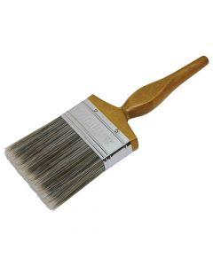 Faithfull Superflow Synthetic Paint Brush 75mm (3in) - FAIPBSY3