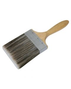Faithfull Tradesman Synthetic Paint Brush 100mm (4in) - FAIPBT4