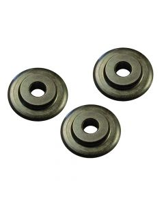Faithfull Pipe Cutter Replacement Wheels (Pack of 3) - FAIPCW642