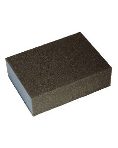 Faithfull Sanding Block - Medium/Fine 90 x 65 x 25mm - FAISBMF