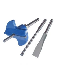 Faithfull SDS Plus Circular Cutter - FAISDSBOXCUT