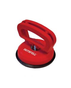 Faithfull Single Pad Suction Lifter 120mm Pad - FAISUCPAD