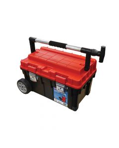 Faithfull Plastic Mobile Tool Chest 23in - FAITB23CHEST