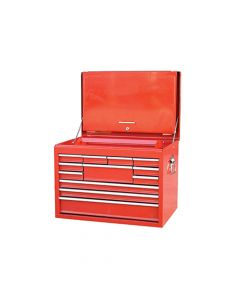 Faithfull Toolbox, Top Chest Cabinet 12 Drawer - FAITBCAB12