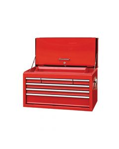 Faithfull Toolbox, Top Chest Cabinet 6 Drawer - FAITBCAB6